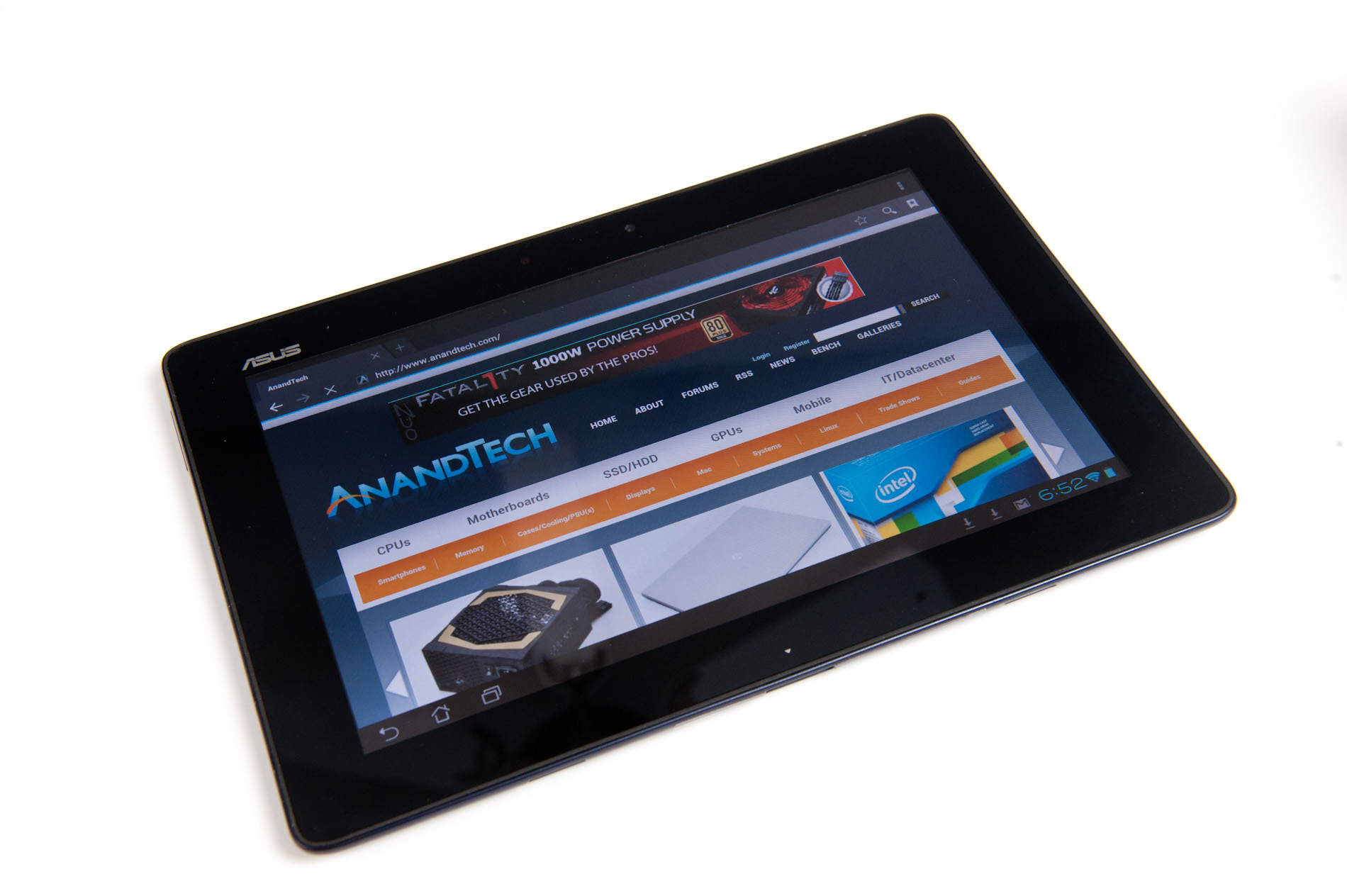 The Display - ASUS Transformer Pad 300 (TF300T) Review