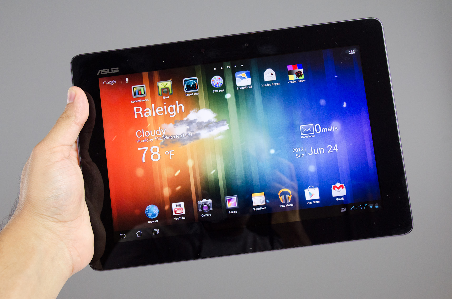 ASUS Transformer Pad Infinity (TF700T) Review