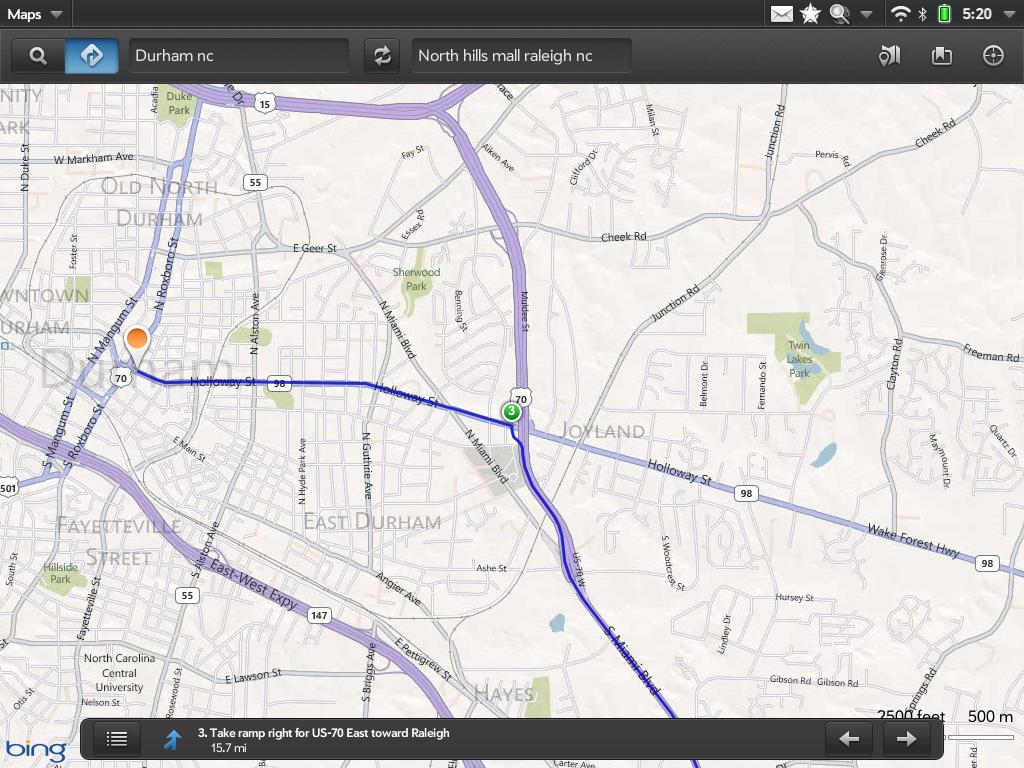 maps update map address map address aack 74
