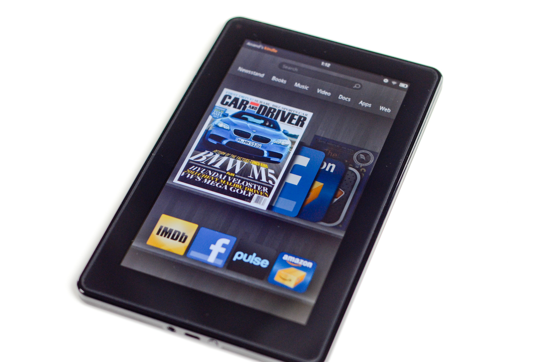 Amazon Kindle Fire Review - photo#16