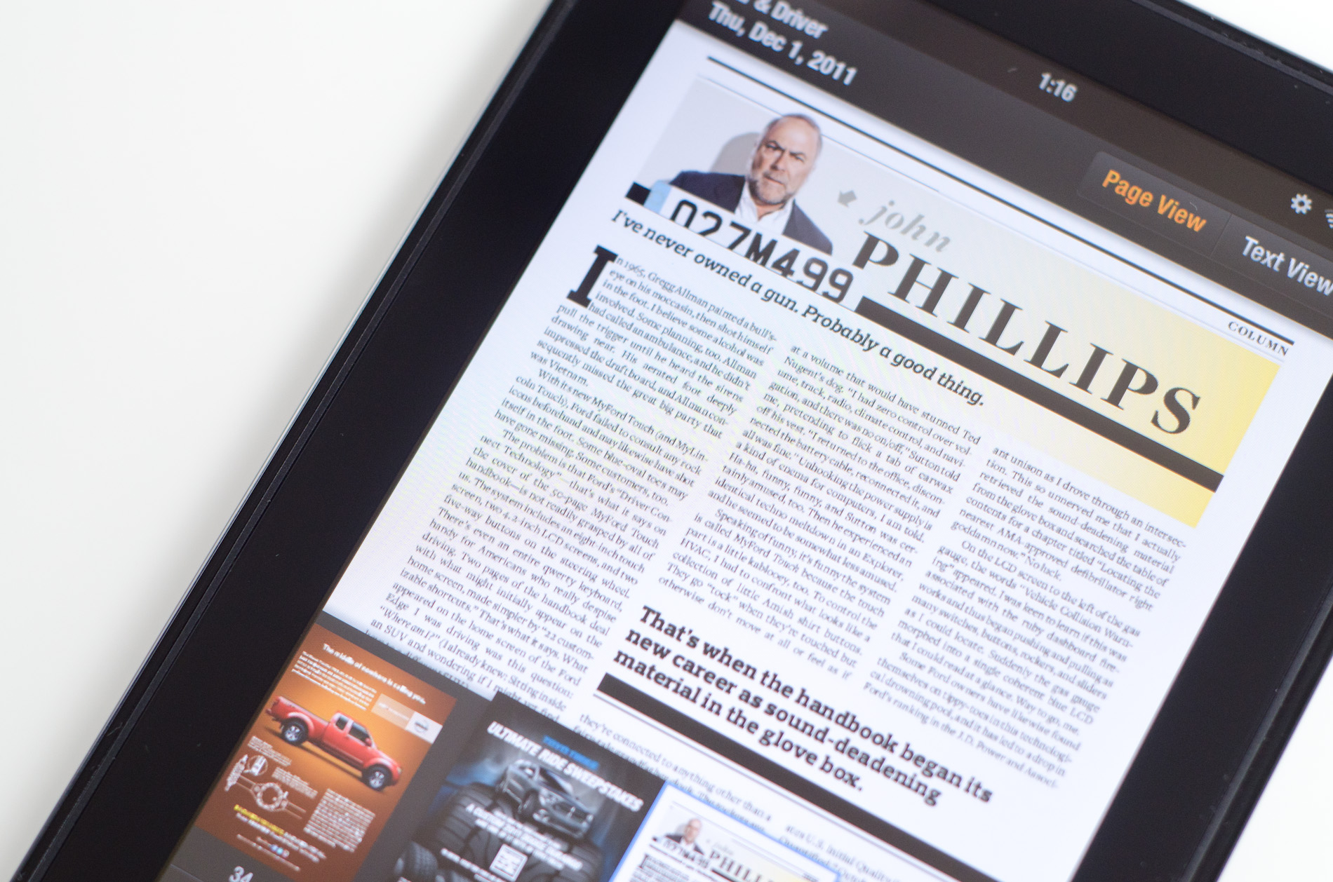 How to Use Immersion Reading on Kindle Fire Tablets