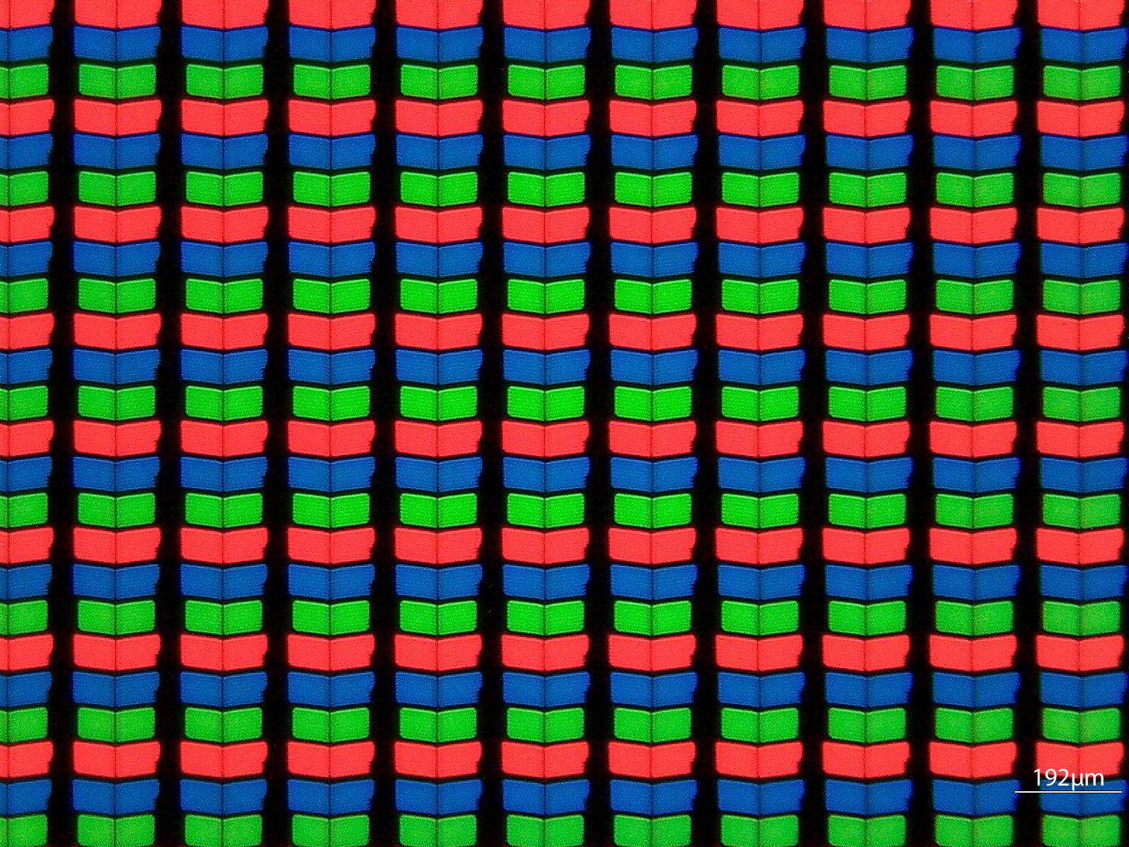 Going Into the Pixel: Retina Display Under a Microscope ...