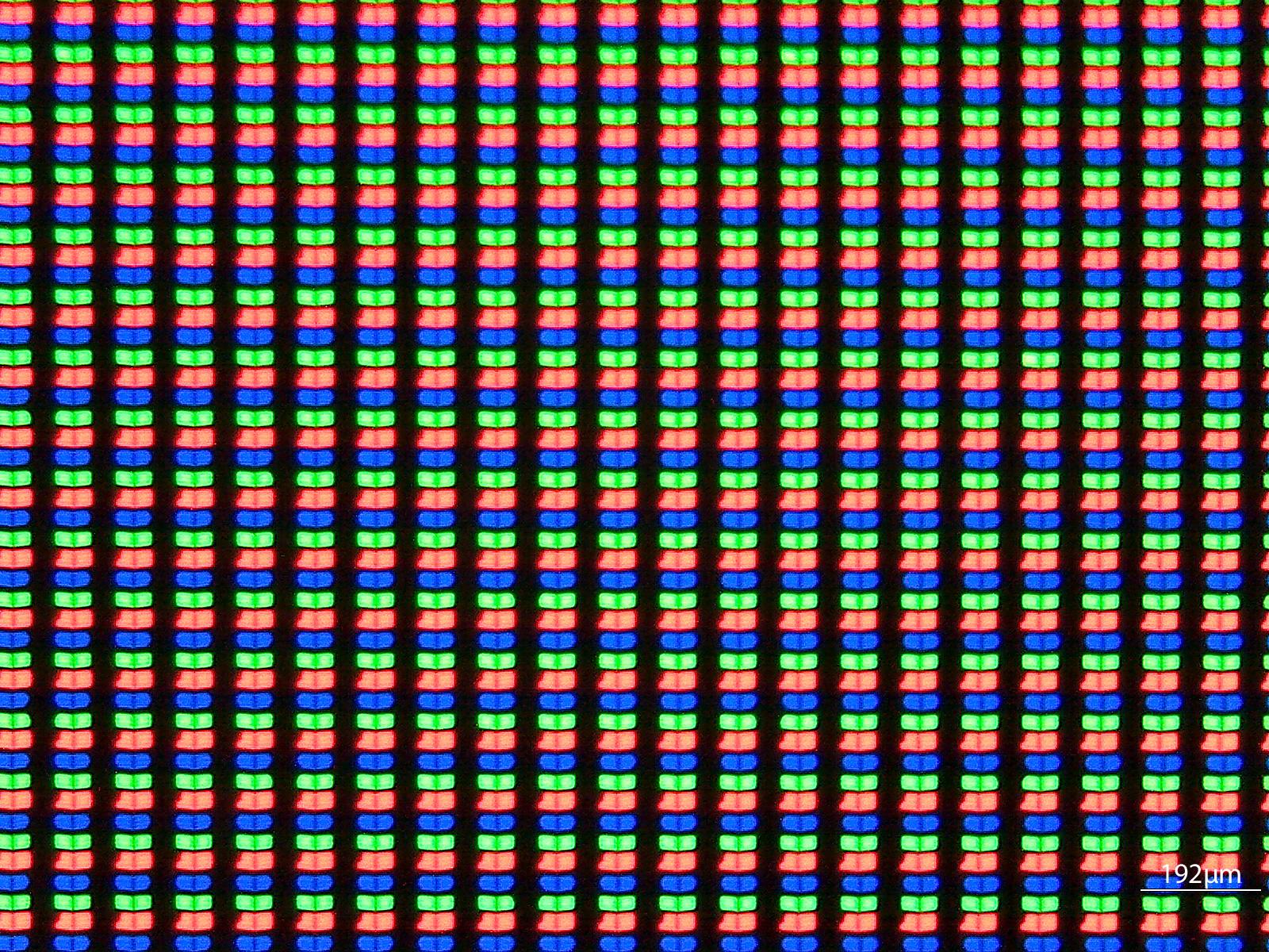 Going Into the Pixel: Retina Display Under a Microscope - The new iPad: Retina Display Analysis