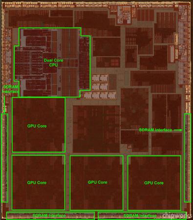 Apple A6x SoC - NotebookCheck.net Tech