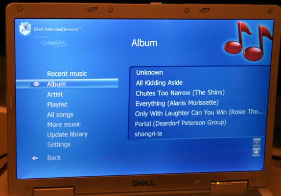 Intel Centrino Duo, by Dell - CES 2006 - Day 1: Dell's 30
