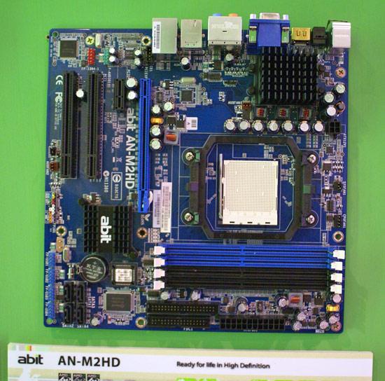 ABIT AN-M2HD DRIVER PC