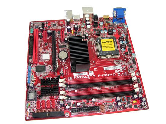Abit Fatal1ty F-I90HD ATI Radeon Xpress1250 Treiber Windows XP