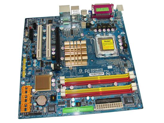Gigabyte GA-965QM-DS2 Intel LAN Drivers (2019)