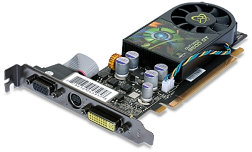 Geforce 9500 gt