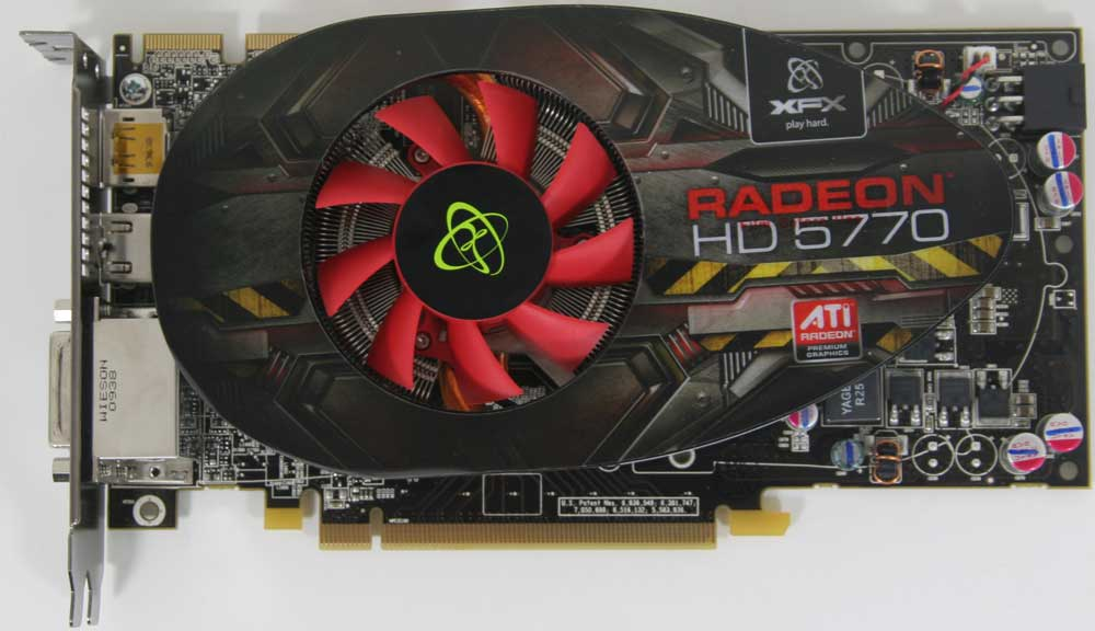 XFX's Radeon HD 5770, A Look At The 5770 Revision 2 Cooler