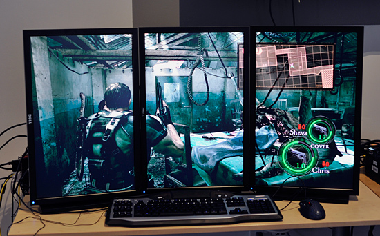 Building A Multi Monitor Eyefinity Pc