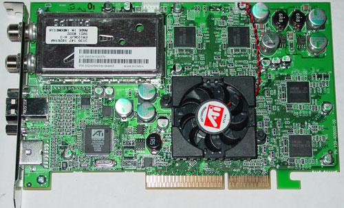 ATIs All In Wonder 9600 Pro