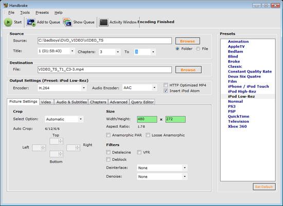 Image Quality - Badaboom: A Full Test of Elemental's GPU Accelerated
