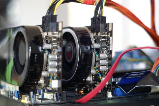 Power Supply Requirements - NVIDIA's GeForce 8800 (G80): GPUs Re