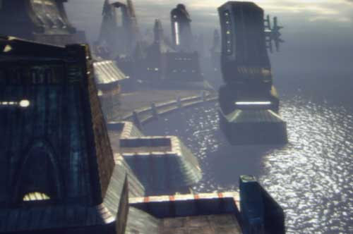 Unreal Engine 3 on PS3 - Sony Introduces Playstation 3, to
