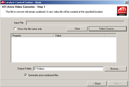ATI AVIVO CODEC PACKAGE WINDOWS DRIVER DOWNLOAD