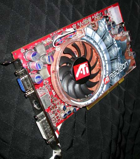 The Radeon 9800 XT Is Able To Run At A Slightly Higher Core Frequency Of 412MHz Quite Impressive For ATIs 015 Micron Chip Yes This Same Process