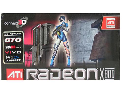 ATI CONNECT 3D RADEON X800 GTO DRIVERS PC