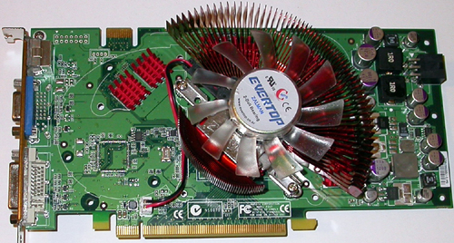 Is Evertop 6800 GS compatible to my motherboard? | Tom's Hardware Forum