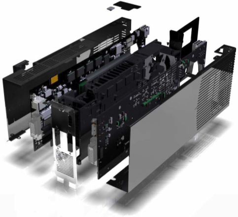 On The Inside GPUs Are Connected Via PCIe 10 Lanes In Spite Of Fact That Support 20 This Is Likely Another Case Where Cost Benefit