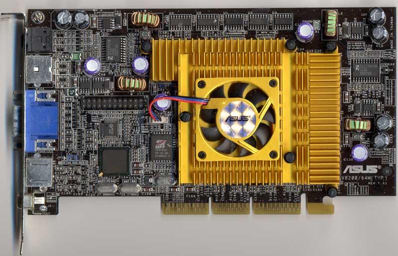 Asus V8200 Series 64Bit