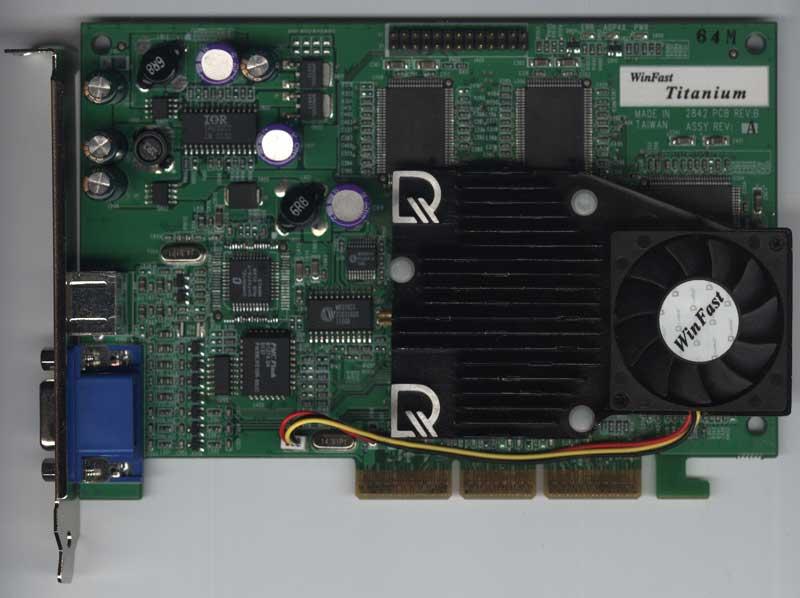 Leadtek WinFast P4I845G Linux