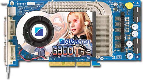 ALBATRON 6800 GT DRIVER FREE