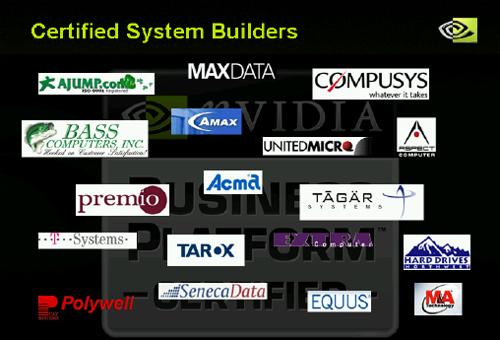 AMD Commercial Stable Image Platform - NVIDIA Business