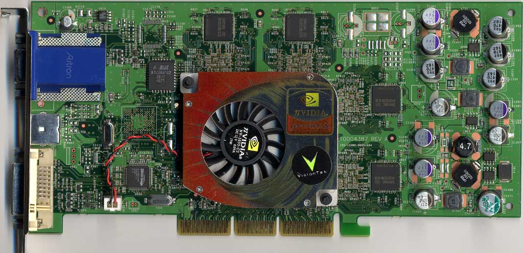 GEFORCE4 TI DRIVER FOR WINDOWS 8